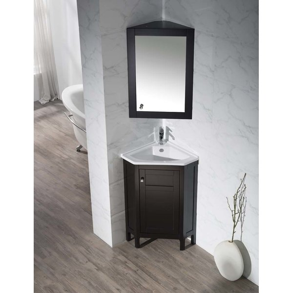 Corner Bathroom Vanity – Features