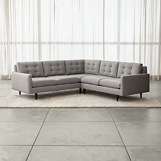 Corner Sofas | Crate and Barrel