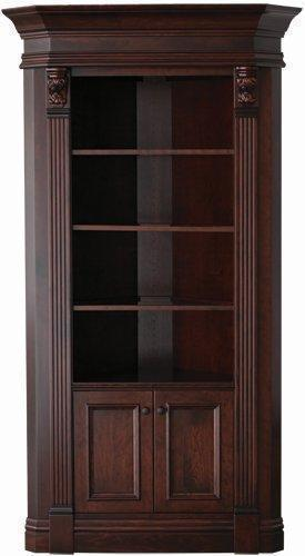Amish Solid Wood Corner Hutch