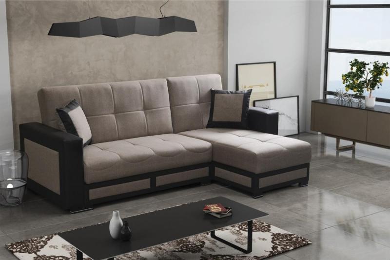 Madras Corner Sofa Bed - Aberdeen-Furniture
