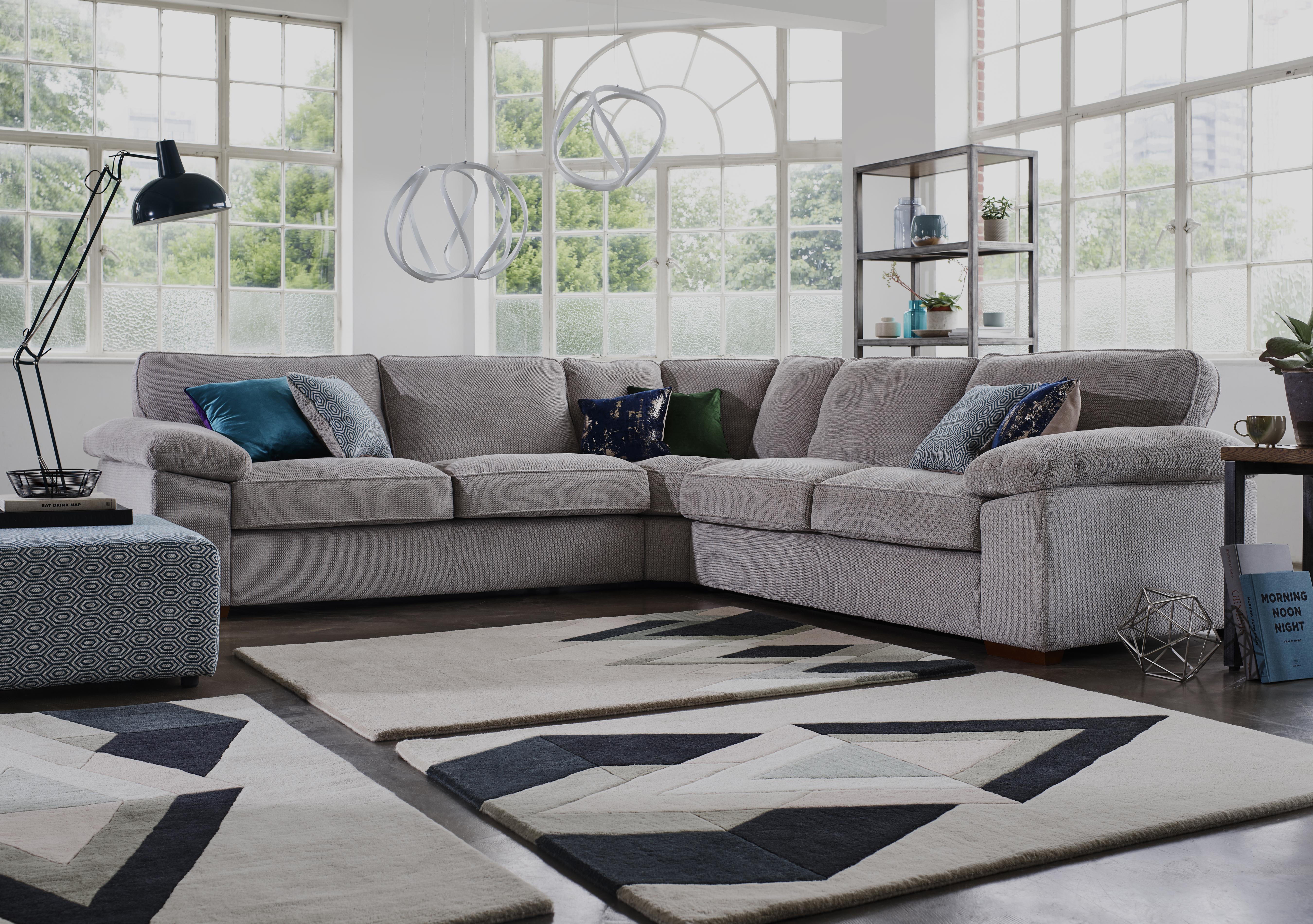 Choose the right corner sofas