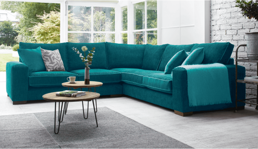Ashdown Corner Sofa | Corner Sofas | Darlings of Chelsea