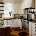 Create a welcoming mood with the cottage  kitchen