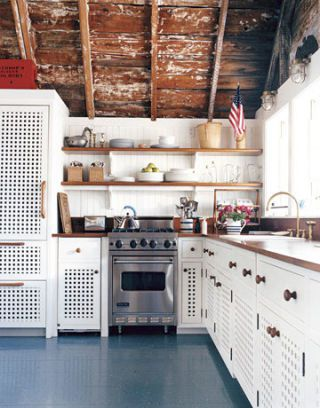 Cottage Kitchens - Kitchen Design Ideas