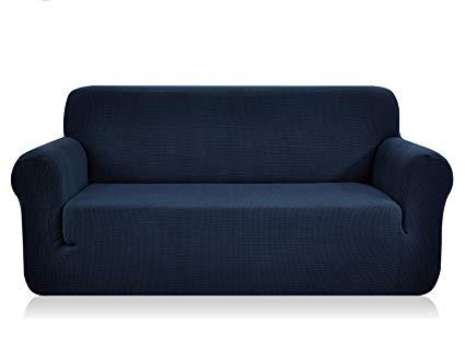 Amazon.com: CHUN YI Jacquard Sofa Covers 1-Piece Polyester Spandex
