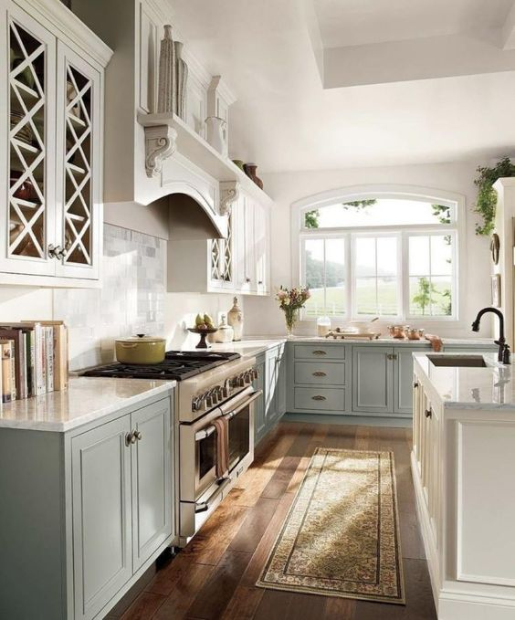 Elements of a Great Modern Country Kitchen
