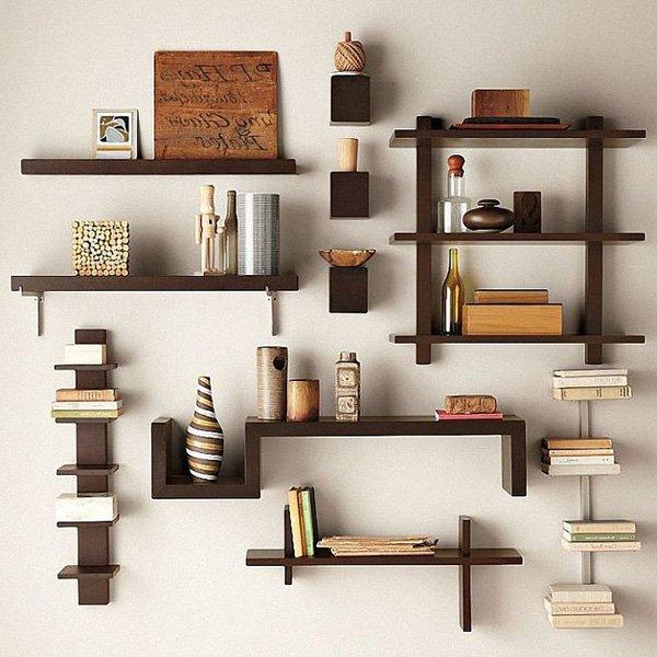 60 Creative Bookshelf Ideas | Art and Design