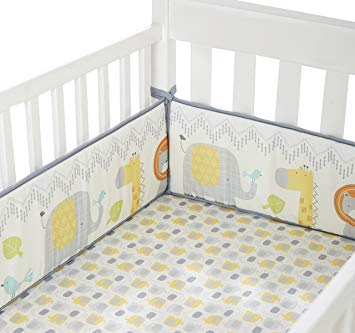 How to tackle the never ending confusion   about crib bumpers:
