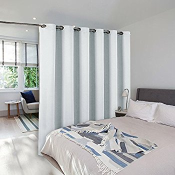 Curtain Room Dividers Accordion Provide with Regarding Idea Curtains