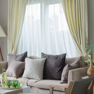 How to Clean Curtains and Drapes | Merry Maids