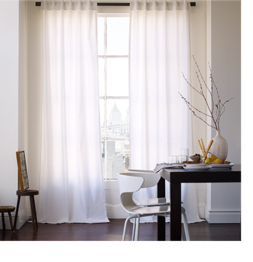 Curtains + Drapes | west elm