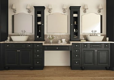 Best quality custom bathroom vanities