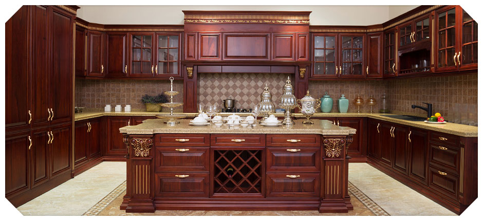 D & R Custom Kitchens Inc. | Cabinets | Des Moines, IA
