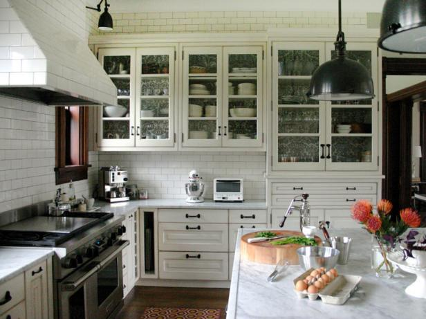 Semi-Custom Kitchen Cabinets: Pictures, Options, Tips & Ideas | HGTV