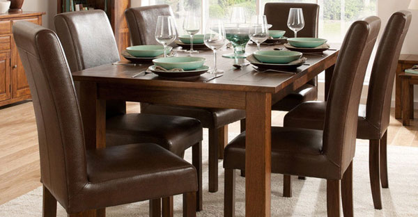 Dark Wood Furniture | CFS Dark Wood Bedroom & Dining Range