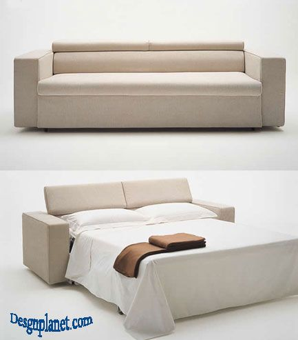 sofa cum bed | Home Decorations | desgnplanet.net in 2019 | Sofa