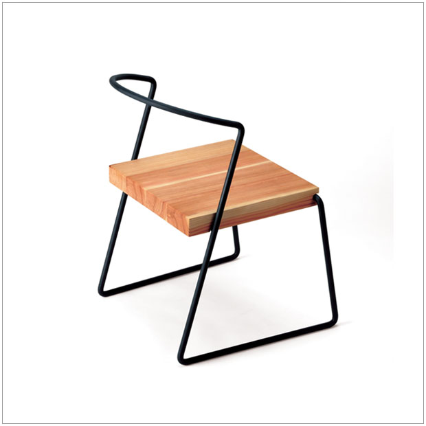 roomnext: -Tetsubo Chair designer brand products, simple