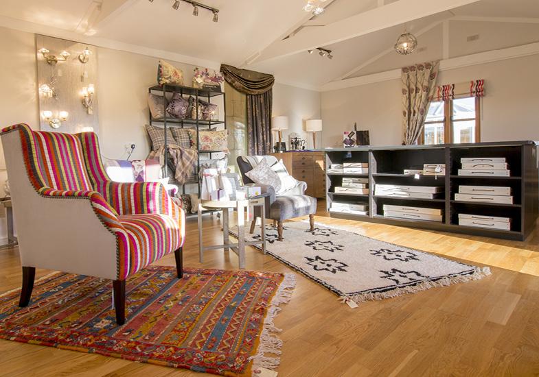 Get inspired at AB FAB Designer Interiors - Stratford Garden Centre
