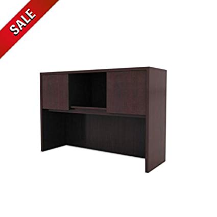 Amazon.com : Desktop Hutch Organizer Shelves Office Desk Hutch