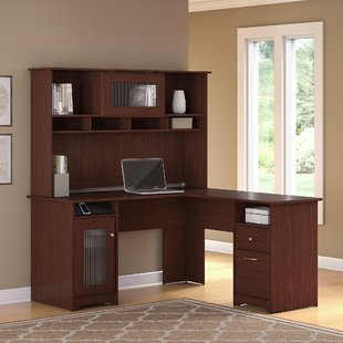Hutch Desks You'll Love | Wayfair