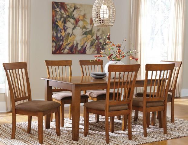 Berringer Dinette Set from Ashley (D199-25)   Coleman Furniture
