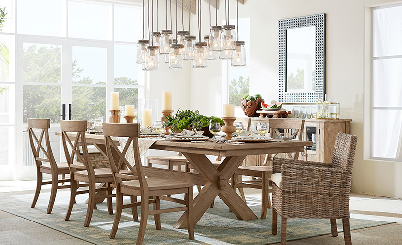 How to customize your dining room
