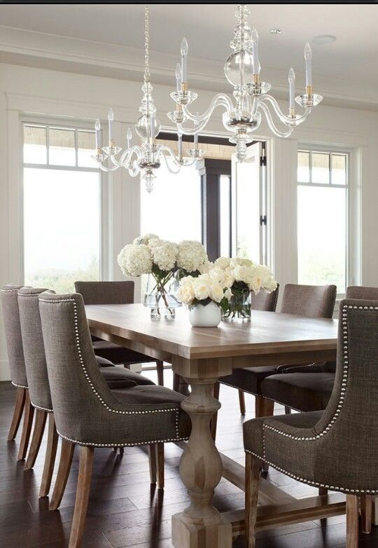 25 Elegant Dining Room u2026 | Dining rooms in 2019u2026