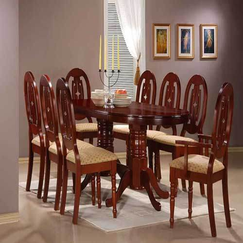 Modern Dining Table - Wooden Dining Set Manufacturer from Ahmedabad