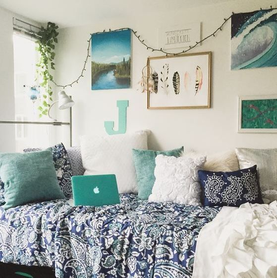 50 Cute Dorm Room Ideas That You Need To Copy | Dorm Room Madness