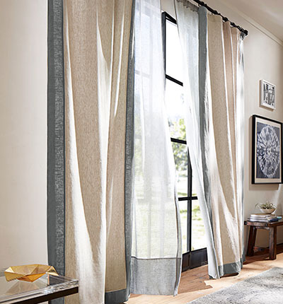 Curtain Styles & Types of Curtains | Pottery Barn