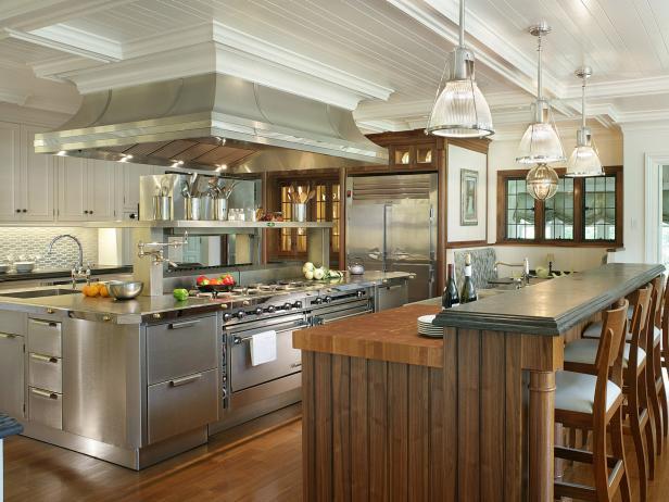 A Chef's Dream Kitchen | Peter Salerno | HGTV