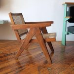Ease into your easy armchair