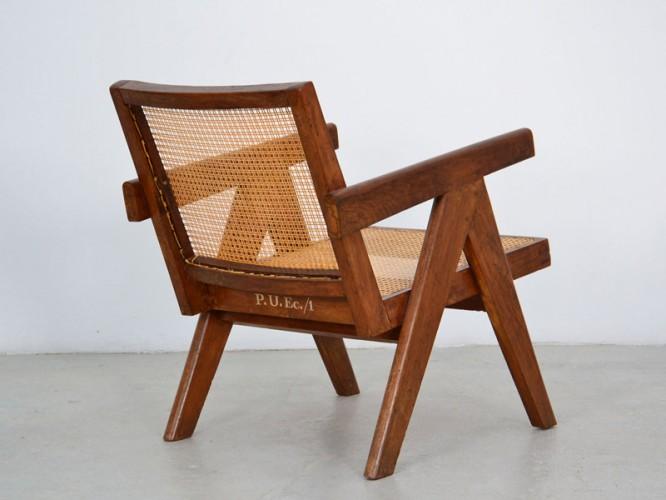 1952_ u201ceasyu201d armchair by Pierre Jeanneret | MDBA