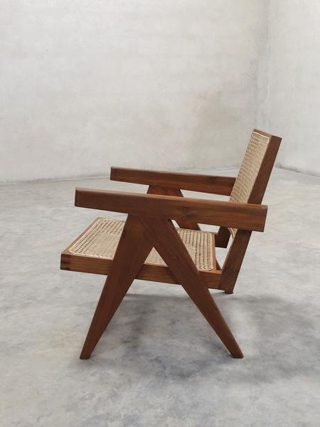 Pierre Jeanneret Easy Armchair for sale at Phantom Hands