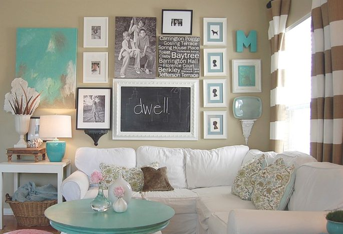 Easy home décor