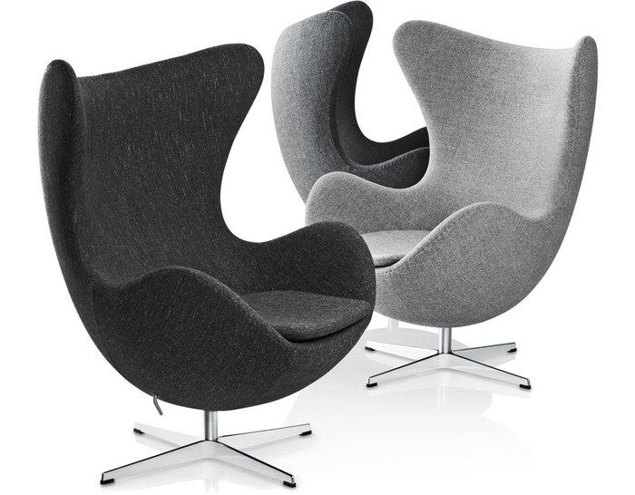 Arne Jacobsen Egg Chair - hivemodern.com