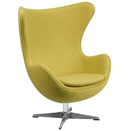 Amazon.com : Yellow Egg Chair -
