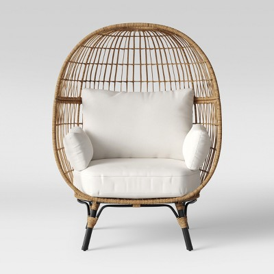 Decorating your space with the egg chairs