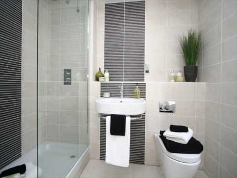 Small Ensuite Bathroom Space Saving Designs Ideas - YouTube