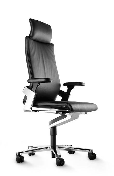 Ergonomic office chair ON / task- and conference chair