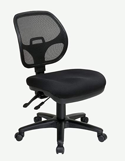 Amazon.com: Pro-Line II 2902-30 Ergonomic Task Chair with ProGrid
