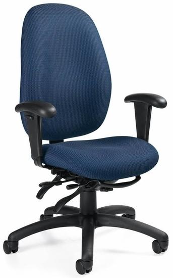 Global Malaga® Ergonomic Task Chair [3140-3]