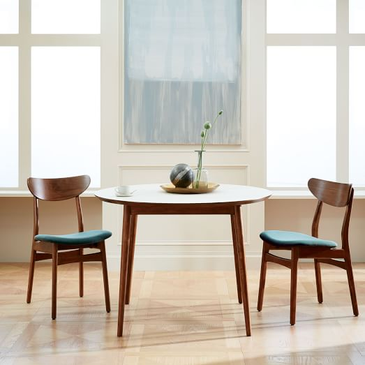 Fishs Eddy Expandable Dining Table | west elm