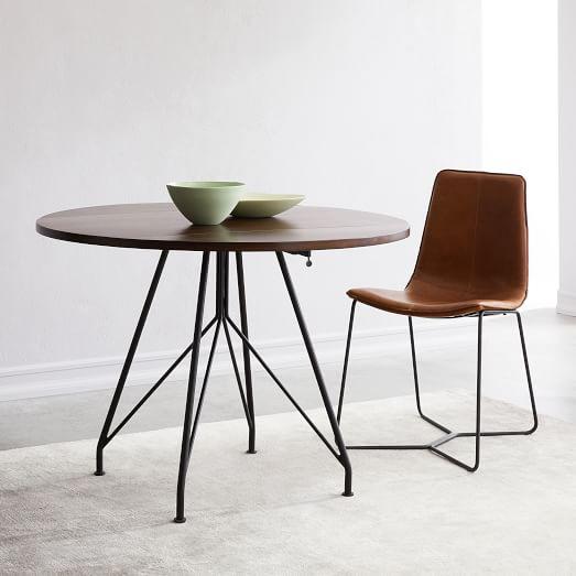 Jules Drop Leaf Expandable Dining Table | west elm