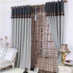 Exquisite curtain design to impress