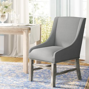 Sunbrella Fabric Dining Chair | Wayfair