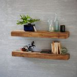 DIFFERENT WAYS TO DECORATE WITH FLOATING   SHELVES
