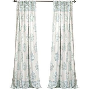 Floral Curtains & Drapes | Joss & Main
