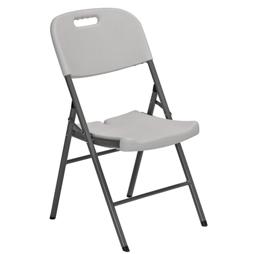 Sandusky Plastic Folding Chairs, 4-Pack - Walmart.com