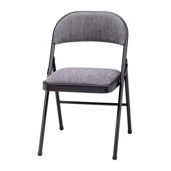 Meco Deluxe Fabric Padded Folding Chair & Reviews | Wayfair
